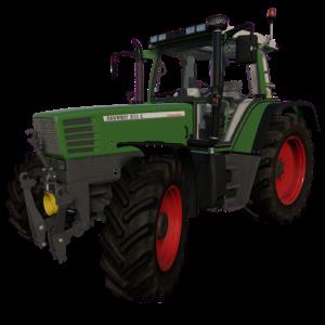 Traktor Favorit Retro Vintage Desing