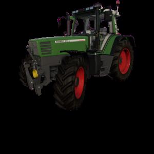 Traktor Favorit Retro Vintage Design