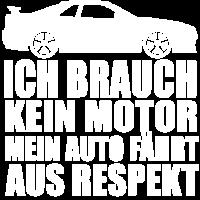 Auto Autofahrer Motor Spruch Geschenkidee