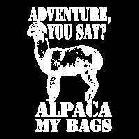 Alpaca - T - Shirt