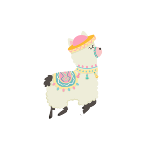 Lustiges Lama - Shirt