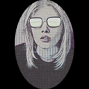 portrait eines mädchens