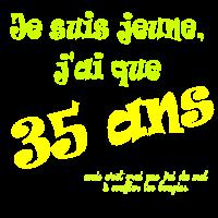 35ans