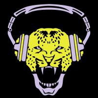 Leoparden Helm Audio-Musik