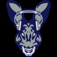 Häschen Helm Audio-Musik
