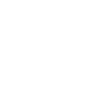Weisses Lama aus Origami