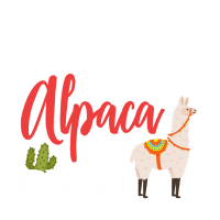 Adventure Alpaca My Bags
