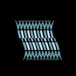 linee astratte geometriche