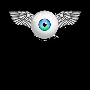 Fliegendes Auge