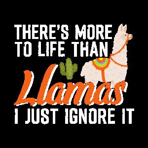 More Than Llamas Lover Fan