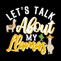 Let's Talk About My Llamas