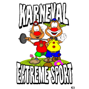 Karneval Extreme Sport köln Alaaf Kostüm Clown