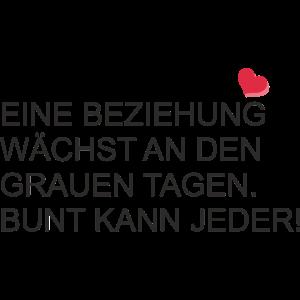 EINE BEZIEHUNG