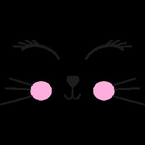 Süße Katze Motivation