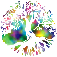 tree of life colorful