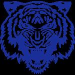 tiger tiger Cartoon des wilden Tieres face2
