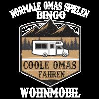 WOHNMOBIL Camping Womo Camper Geschenk Outdoor