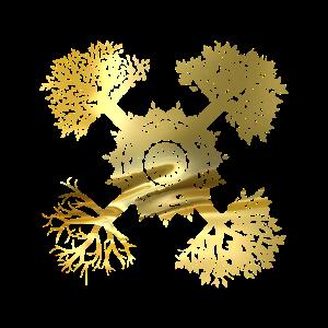 Vier Jahreszeiten Gold