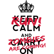 Zombies Are Coming
