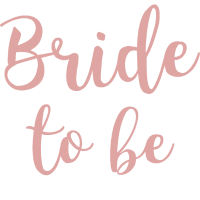 Bride to be - Bridecrew - Team Bride 2019