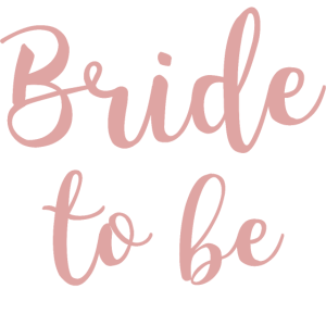 Bride to be - Bridecrew - Team Bride 2019