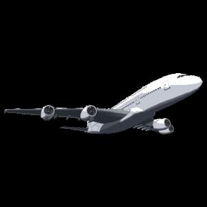 Flugzeug Passagierflugzeug Düsenflugzeug