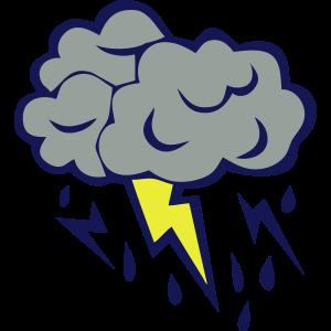 Wolke Wolke Gewitter regen 606