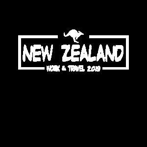 NEW ZEALAND WORK & TRAVEL