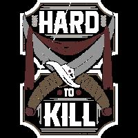 Hart zu töten