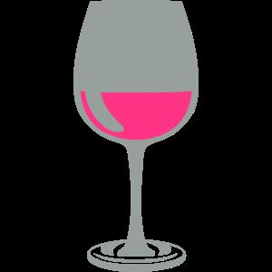 7062 Glas Wein trinken Getränke