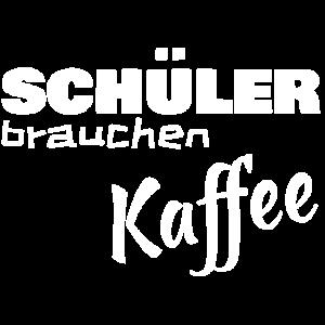 Cafe Schueler brauchen Koffein