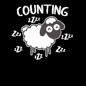 Schafe Zählen Geschenk