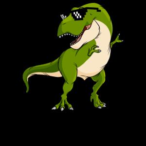 T-Rex Dinosaurier cool Junge Geburtstag Geschenk