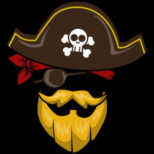 Pirat Kostuem HARIZ Karneval Kostuem Koeln