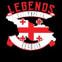Legenden werden in Georgia gemacht