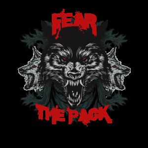 Angst vor dem Rudel