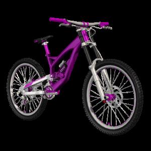 Downhill Bike, Mountain Bike, Fahrrad