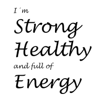 Strong, Healthy, Energy