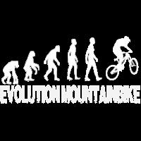 Evolution Mountainbike - vom Affen zum Biker