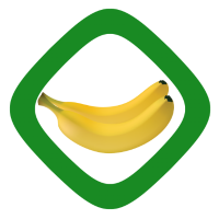 Bananenkragen