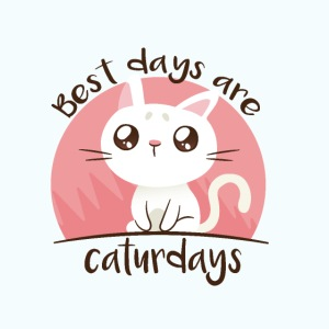 Saturdays - NO - Caturdays