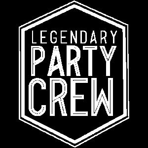 Legendär party crew gruppe