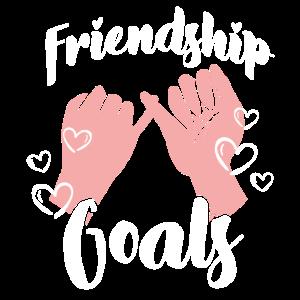 Freundschaft freunde goals