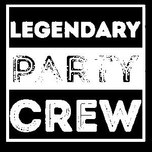 party gruppe crew legendär