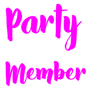 Party Gruppe Crew Mitglied