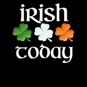 St Patricks Day Irish Today Party Bier Irland