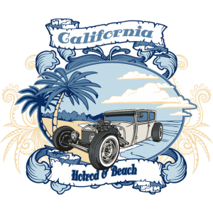 California Hotrod & Beach