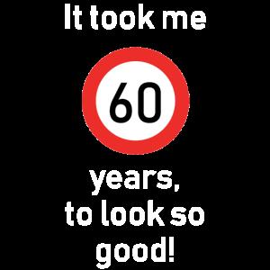 60. Geburtstag, Geschenk, Idee, Spruch, Englisch