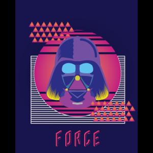 80 s Force Master Vader