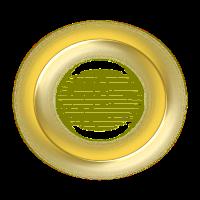Gelbe Blubber Blase